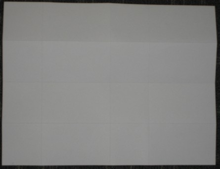 perforated Raffle Ticket Card Stock